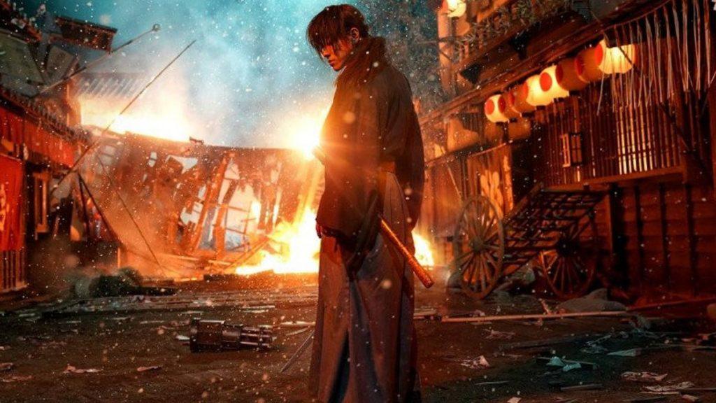 Foto de Todas las películas live action de Rurouni Kenshin llegarán a Netflix