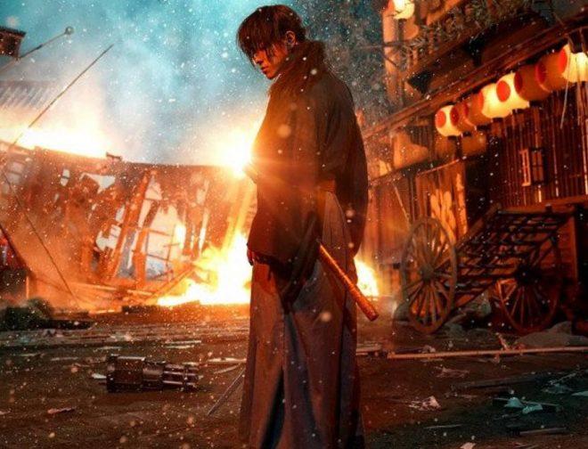 Fotos de Todas las películas live action de Rurouni Kenshin llegarán a Netflix