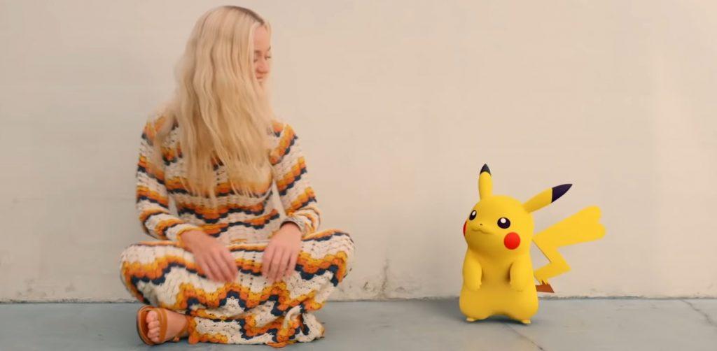 Foto de Katy Perry presentó Electric, su canción por los 25 años de Pokemon