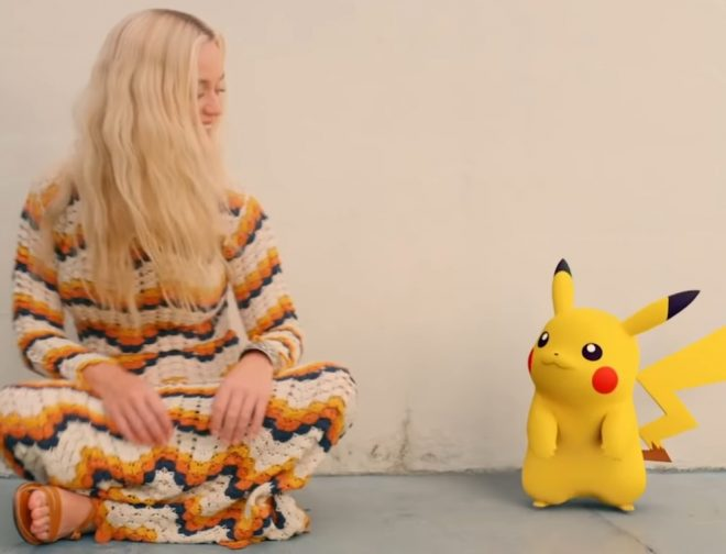Fotos de Katy Perry presentó Electric, su canción por los 25 años de Pokemon