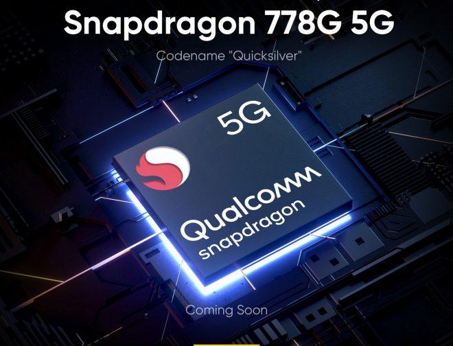 Fotos de realme anuncia proximo smartphone con el chip Snapdragon 778G 5G