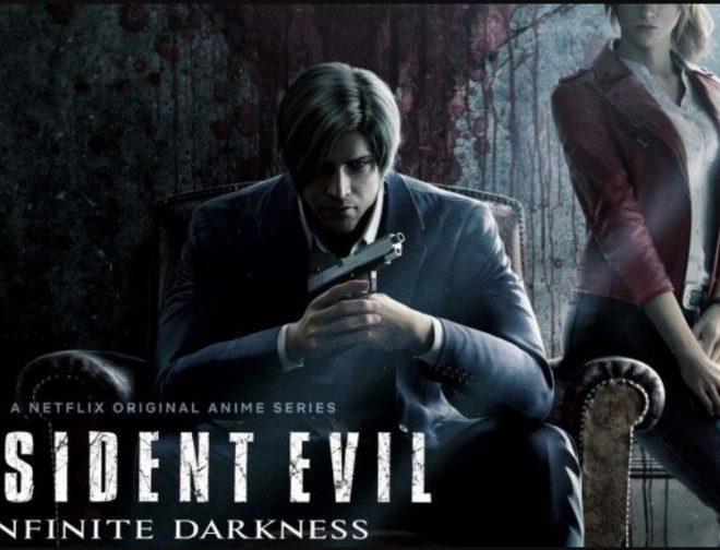 Fotos de Nuevo trailer de Resident Evil: Infinite Darkness