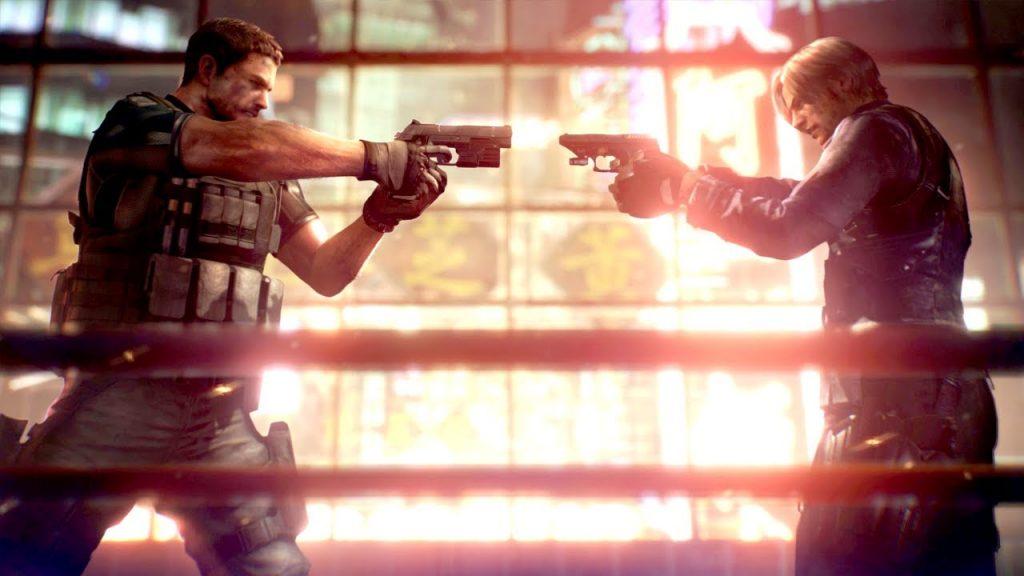 Foto de Línea de tiempo de Resident Evil (juegos y películas CGI)
