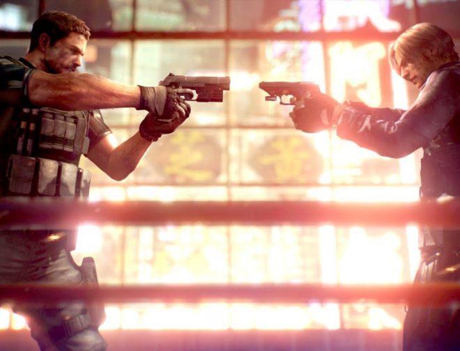 Fotos de Línea de tiempo de Resident Evil (juegos y películas CGI)