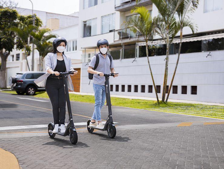 Foto de Nuevas tecnologías hacen posible una micromovilidad eficiente y amigable con el medio ambiente
