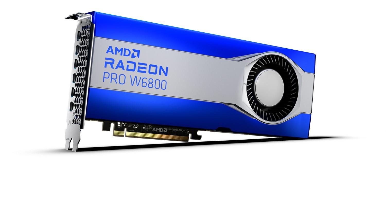 Foto de AMD presenta las nuevas tarjetas gráficas Radeon PRO Serie W6000