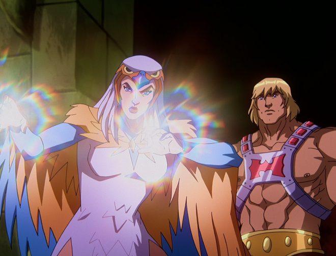 Foto de Netflix: Estupendo e increíble primer tráiler de la serie animada de Masters of the Universe: Revelation