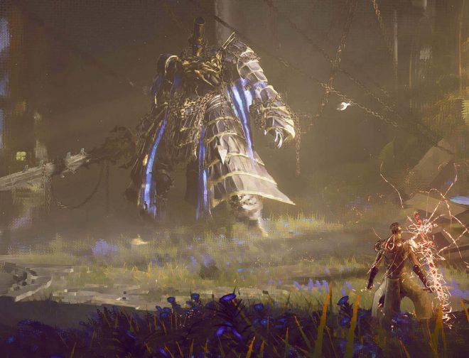 Fotos de Tráiler y nuevos datos de Babylon's Fall, nuevo juego de PlatinumGames