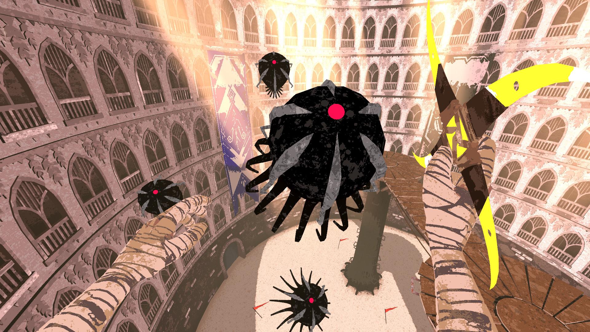Foto de Devolver Digital da a conocer la fecha de lanzamiento de Boomerang X con un tráiler