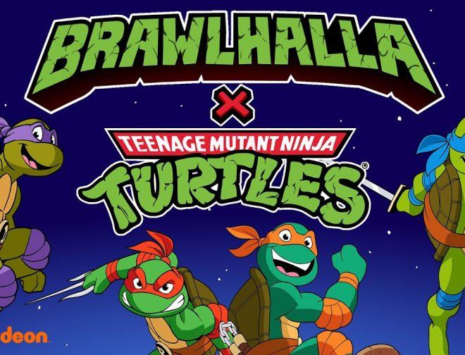Fotos de Ubi Forward 2021: Simpático tráiler y gameplay del crossover, Brawlhalla: Teenage Mutant Ninja Turtles