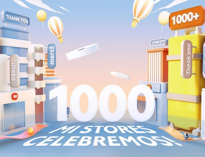 Fotos de Xiaomi anuncia la apertura de más de 1000 tiendas en todo el mundo