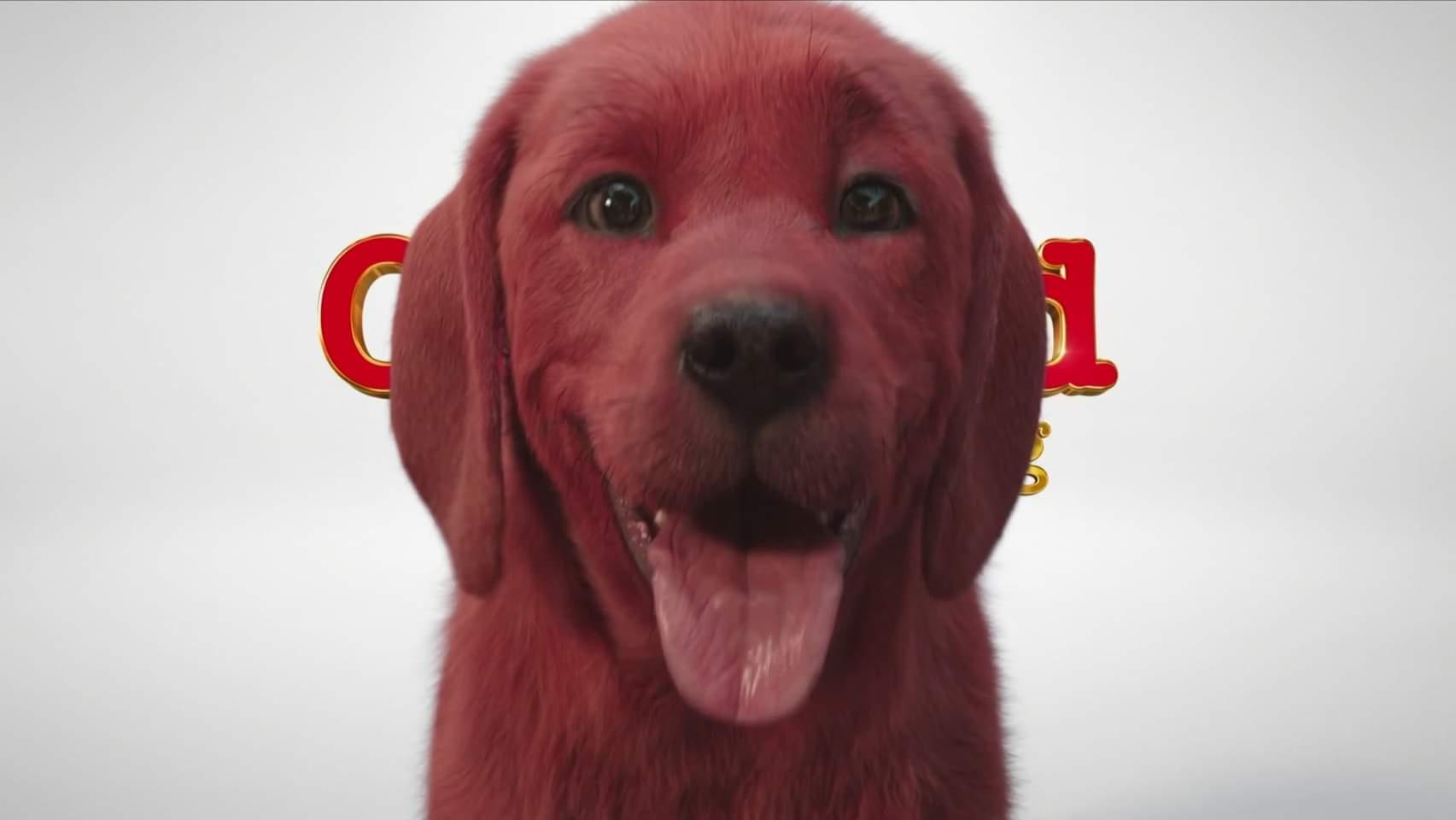 Foto de Mucha diversión y travesuras en el primer tráiler de Clifford, el gran perro rojo