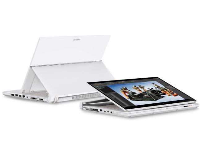 Fotos de Acer: Las nuevas ConceptD son más potentes, gracias al nuevo procesador de Intel y al GPU de NVIDIA RTX
