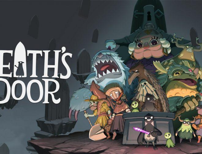 Fotos de Devolver MaxPass+: Tráilers y Gameplay de los interesante juegos Death's Door y Phantom Abyss