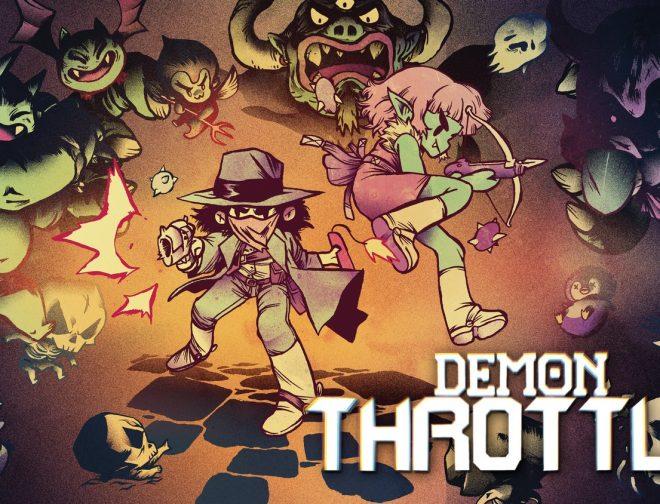 Fotos de Devolver MaxPass+:  Demon Throttle, el juego que solo estará en físico para  Nintendo Switch