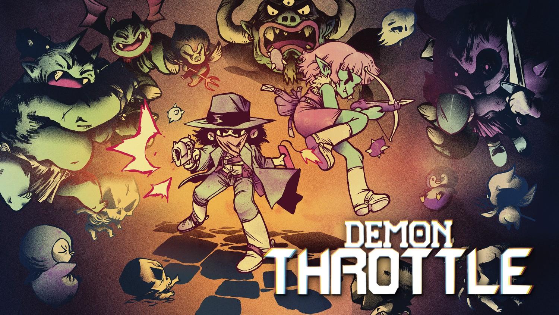 Foto de Devolver MaxPass+:  Demon Throttle, el juego que solo estará en físico para  Nintendo Switch