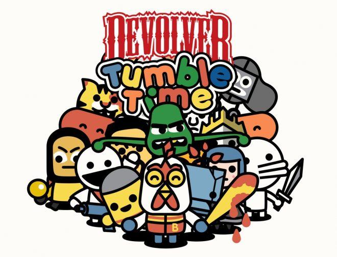 Fotos de Devolver MaxPass+: Anunciado Devolver Tumble Time, divertido juego para smartphones