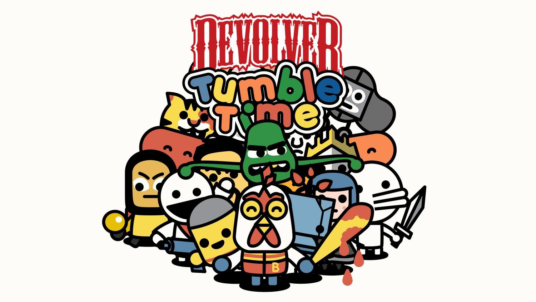 Foto de Devolver MaxPass+: Anunciado Devolver Tumble Time, divertido juego para smartphones