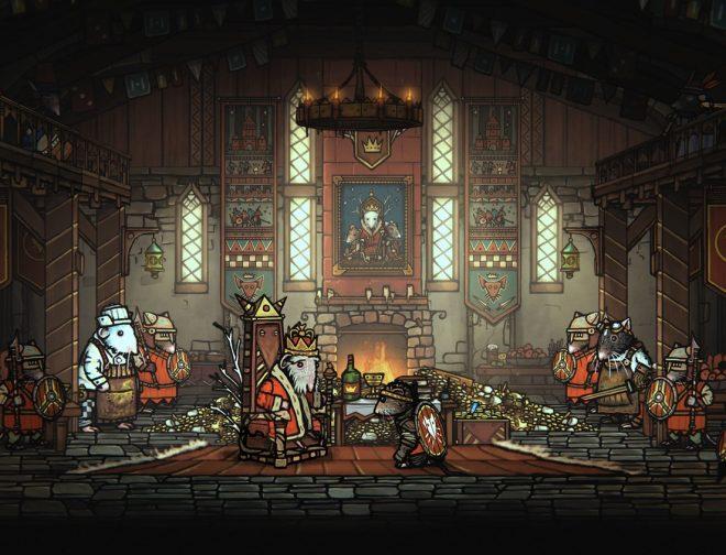 Fotos de El videojuego Tails of Iron tiene su fecha de lanzamiento y nuevo gameplay