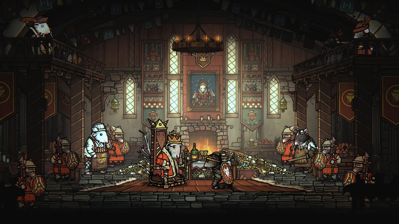 Foto de El videojuego Tails of Iron tiene su fecha de lanzamiento y nuevo gameplay