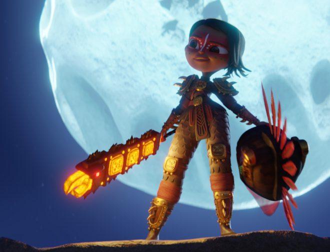 Foto de Netflix: Primeras imágenes de la esperada serie animada Maya y los tres