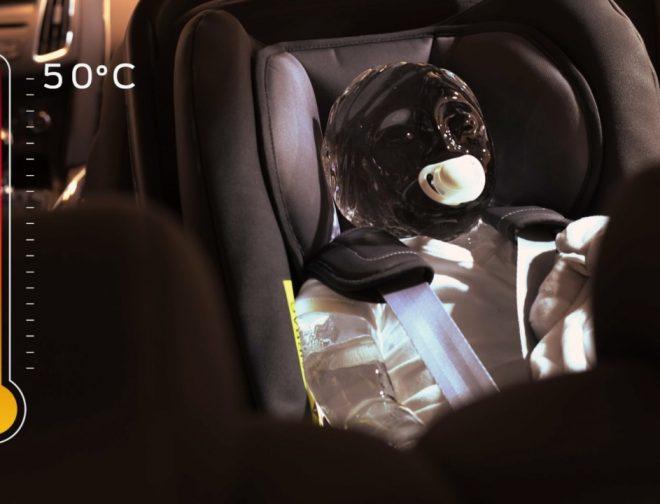 Fotos de Ford desarrolla la tecnología de Alerta de Asiento Trasero para vehículos