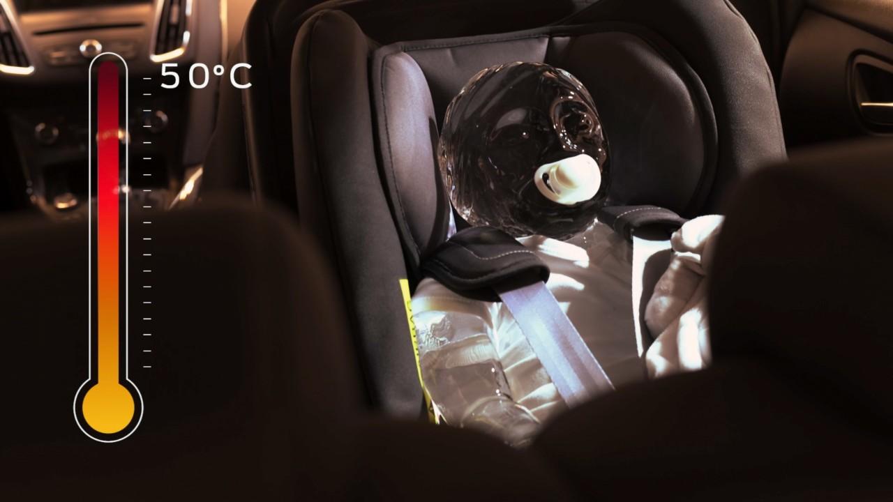 Foto de Ford desarrolla la tecnología de Alerta de Asiento Trasero para vehículos