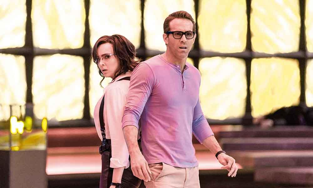 Foto de Develados más detalles en el tráiler de Free Guy: Tomando el Control, película con Ryan Reynolds