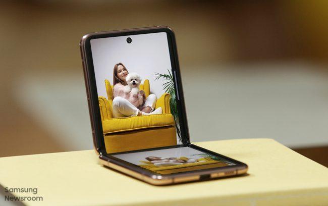 Fotos de Aumenta tus seguidores creando contenido superior con el Galaxy Z Flip