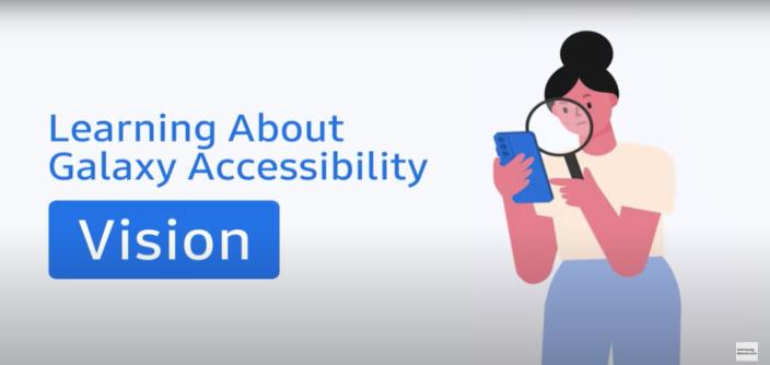 Foto de Galaxy para todos: Samsung hace que las experiencias móviles sean accesibles para todos