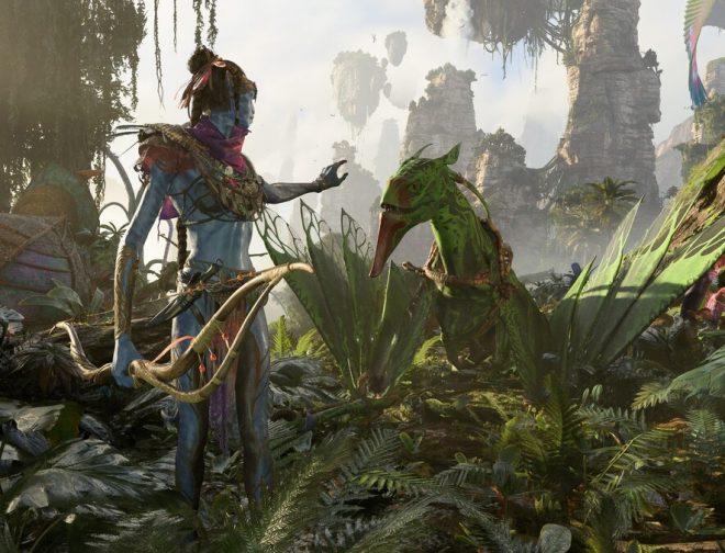 Fotos de Ubi Forward 2021: Primeros detalles y tráiler del juego Avatar: Frontiers of Pandora