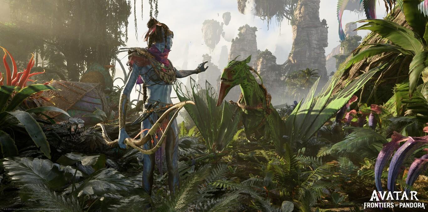 Foto de Ubi Forward 2021: Primeros detalles y tráiler del juego Avatar: Frontiers of Pandora