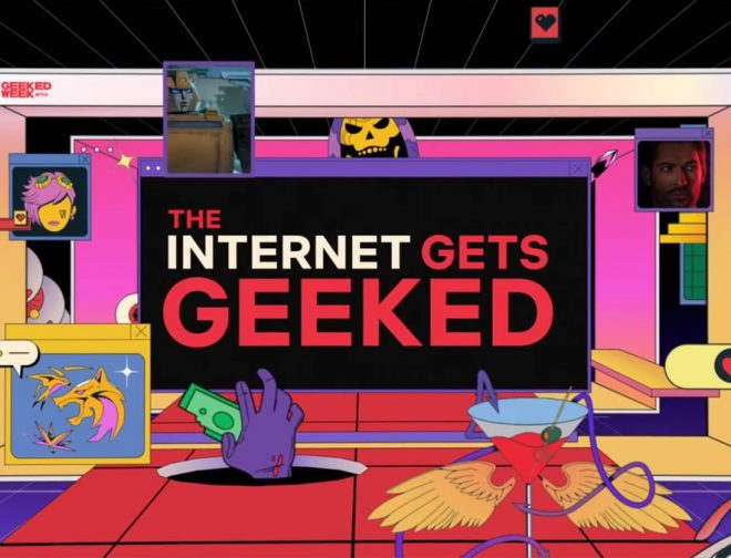 Foto de Horario y fechas de la Geeked Week, evento virtual de Netflix