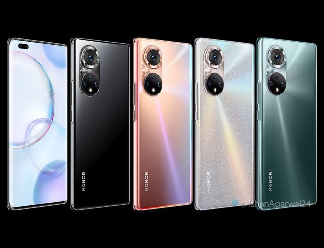 Foto de Se confirma que el smartphone Honor 50 5G llegará a Perú y con servicios de Google