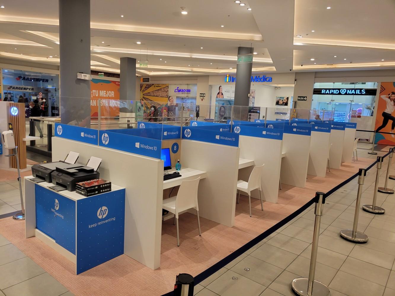 Foto de HP y Mega Plaza Independencia inauguran zona escolar gratuita de Lima Norte