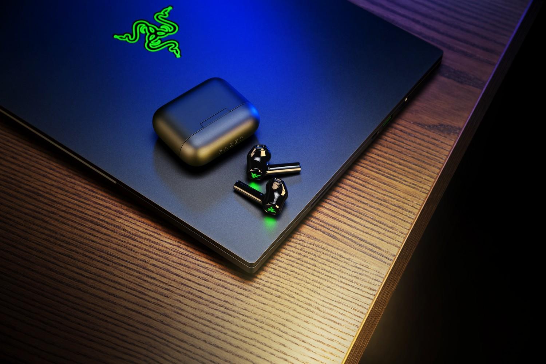 Foto de Se anuncian los Hammerhead True Wireless X, los nuevos auriculares de Razer