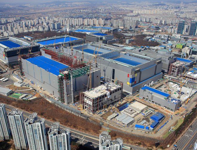 Fotos de Samsung Electronics incrementará la inversión en negocios de chips lógicos a KRW 171 trillones para 2030