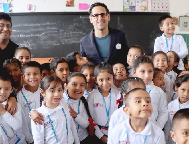 Fotos de El trabajo de Sinfonía por el Perú contribuye a reducir el trabajo infantil