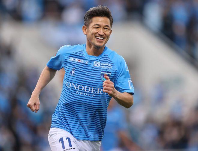 Fotos de Konami anuncia la asociación con el futbolista japonés Kazuyoshi Miura