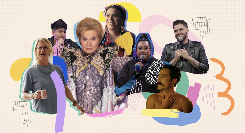 Foto de Netflix: Celebra el heroísmo LGBTQ de Latinoamérica en la pantalla