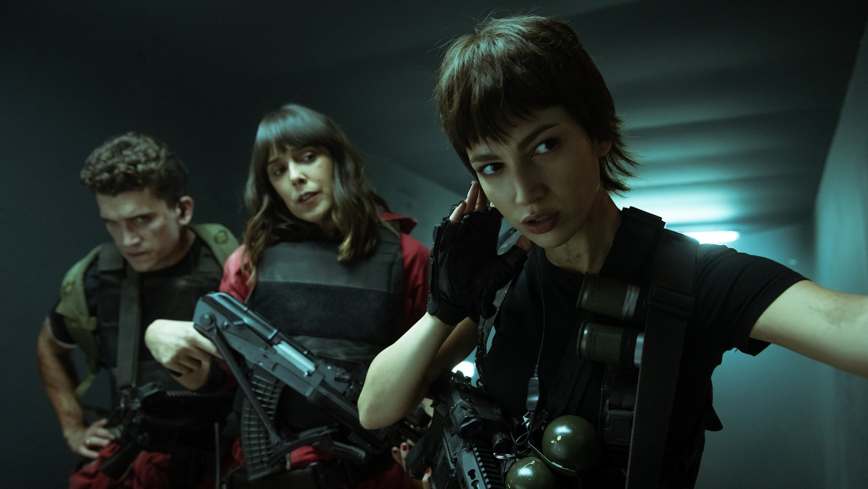 Foto de Netflix: Imágenes oficiales de la Parte 5 de La Casa de Papel