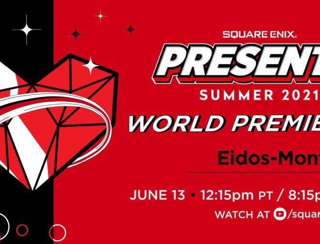 Fotos de Fecha y horario del evento online Square Enix Presents en el E3 2021