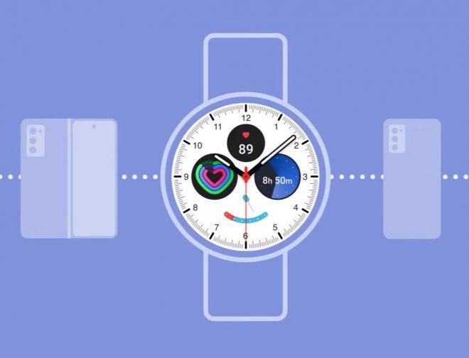 Fotos de MWC 2021: Samsung presenta una nueva experiencia de reloj con un vistazo en One UI Watch