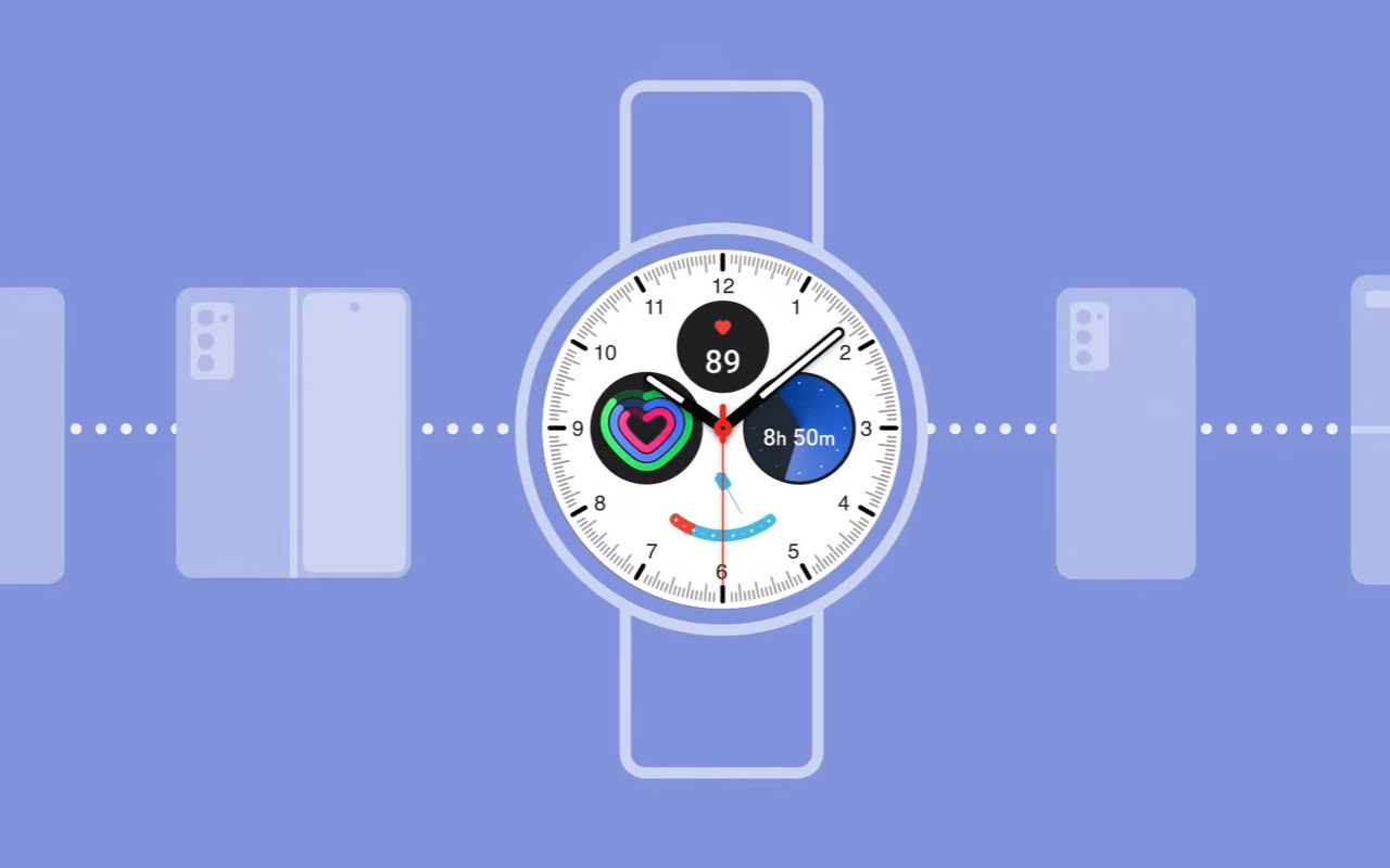 Foto de MWC 2021: Samsung presenta una nueva experiencia de reloj con un vistazo en One UI Watch