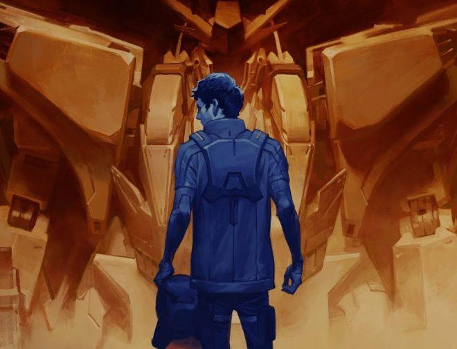Fotos de Netflix confirma la fecha de estreno de la película Mobile Suit Gundam Hathaway