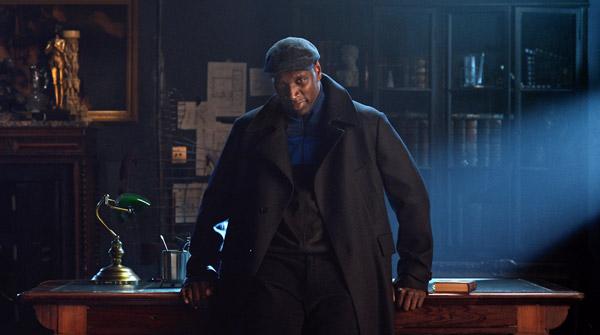 Foto de Excelente detrás de cámaras de la segunda parte de Lupin, serie de Netflix