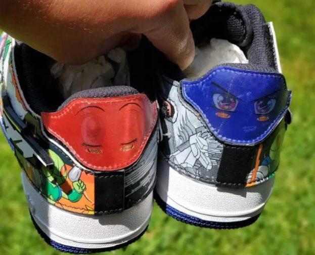 Foto de Nike devela dos nuevos modelos de zapatillas, inspirados en la cultura del anime
