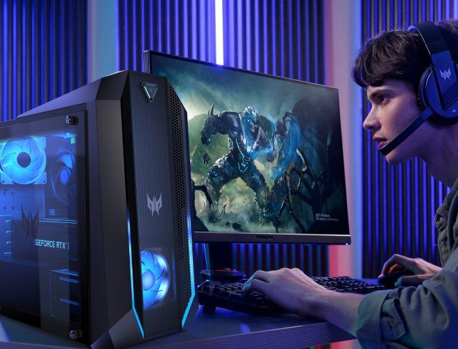 Fotos de Acer actualiza sus desktops gaming Predator Orion y Nitro