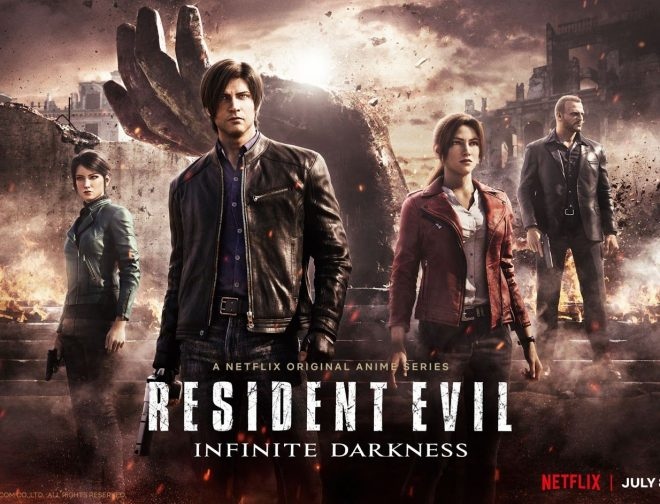 """Fotos de Netlix comparte un nuevo avance y fecha de estreno de """"Resident Evil: La tiniebla infinita"""""""