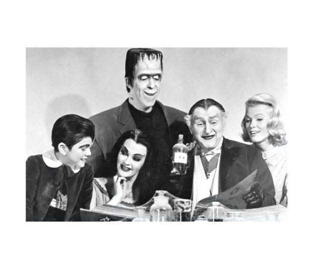 Fotos de Confirmada una película de La Familia Monster, y será dirigida por Rob Zombie